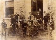 1895 Killorglin Cycling Club, Railway Hotel Killorglin