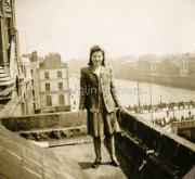 1947 Milltown waitress, Ormond Hotel