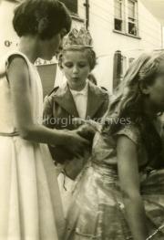 1956 Eileen Moriarty, Queen of Puck Fair.