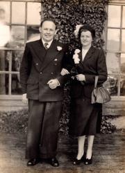 Sylvester O'Shea and Rosie Freeman