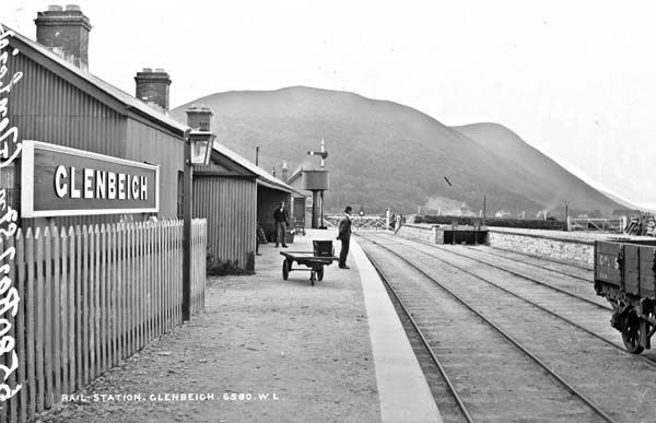Glenbeigh Railway Station