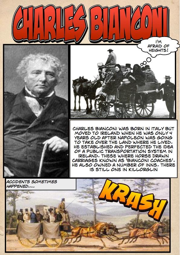 Killorglin's Famous People
