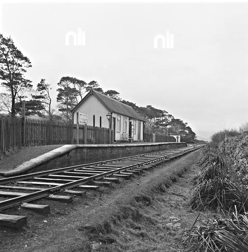 Killorglin parish had the distinction of having two stations of which Caragh Lake Train Station was the second