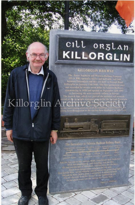 Mike O'Connor Railway Enthusiast