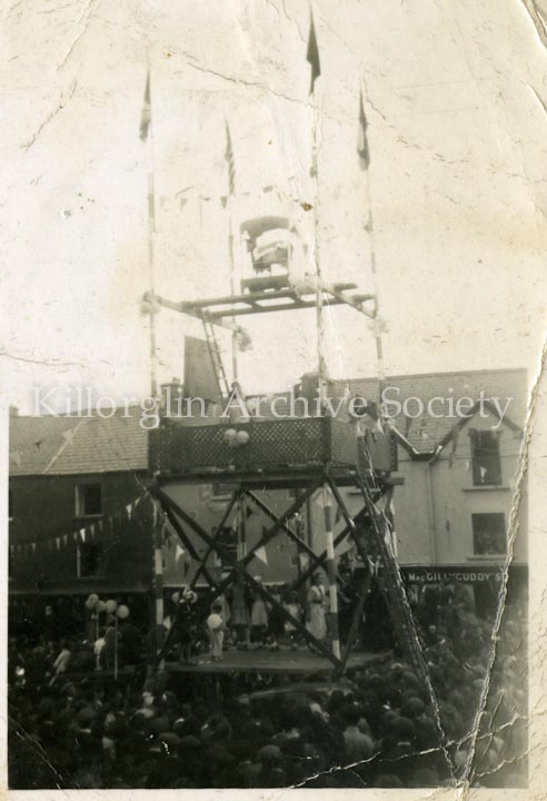 Puck Fair stand 1947