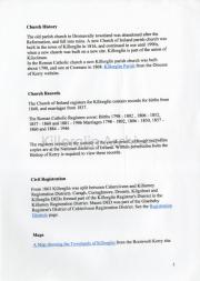 Church History/Records