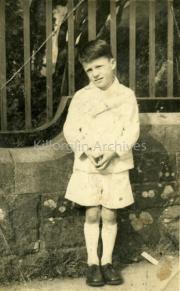 Johnny Porridge O'Connor,
