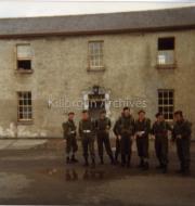 1980 Ballymullen Barraacks tralee, Manouvers.