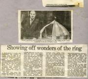 Circus History - Pa Houlihan
