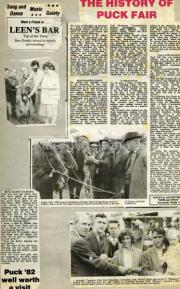 History of Puck Fair