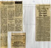 Killorglin News 1987