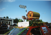 Romany Caravan Puck Fair