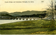 County Bridge and Carrantual Postcard 1932