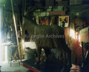 King Puck Bronze Statue,