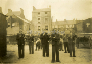 15th July 1945 Laune Pipers Band , Fair Field, Killorglin.