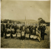 Laune Pipe Band 1946