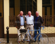 Faces of Killorglin, ? Myles Coffey, Gene Mangan