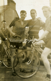 Cycling Sport,Gene Mangan,