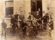1895 Killorglin Cycling Club, Railway Hotel Killorglin