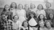 1944 Chrissie O'Riordan at school in Cahirsiviheen.jpg