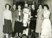 1955 CYMS Hall, Fancy Dress Dance.