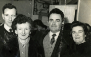 1960 Sean Foley Peggy O'Donnel Christy and Chrissie O'Riordan.jpg