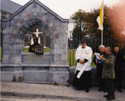 2003 Unveiling for the Fr Tom Lawlor Bronze Bust Fr Fleming Fr Spring Fr Foley Fr .Donal O'Neill.jpg