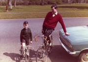 Cycling Sport Gene Mangan & son,