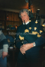 Bagpipes In The Bar music