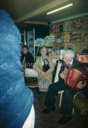 Music in ,Cyril Neill's Bar,Killorglin.