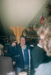 Mick Gillan, Cyril Neill Pub,Langford Street,Killorglin,