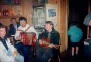 ? Clifford Michael Aharn,Brendan Moriarty & Paul Dennehy in Paud O'Neills