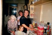 Mrs Paud Neil, ? Murphy, Patsy OBrien, ?,