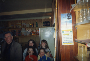 Paddie Clifford Ardmoniel Paud O'Neills bar '80. Linda Courtney, Michelle Courtney