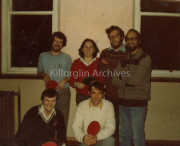 Johnny Porridge O'Connor, Mary Kane, Liam West, Bob Kane, Davey O'Shea, John Richard Wharton