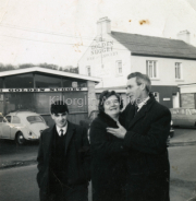 Faces of Killorglin, Pat Riordian, mother Chrissy,?,