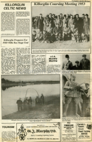 Killorglin Coursing Meeting 1953, Killorglin Prepares For FBD Milk Ras Stage End, Fishing The Laune