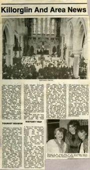 Killorglin and Area News 1985