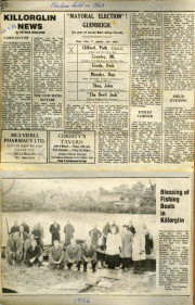 Killorglin News & memories 1985