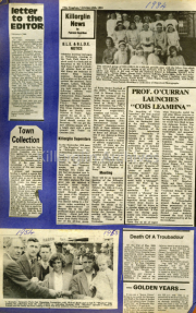 Killorglin News 1984