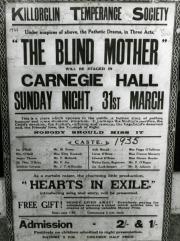 "1935 Killorglin Temperance Society poster for ""The Blind Mother"" .jpg"