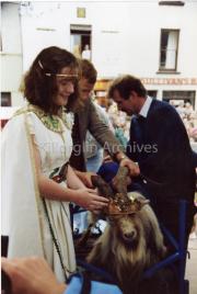 Crowning of King Puck