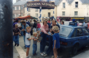 Jacinta Conor, Neil & Billy Brown at Puck Fair