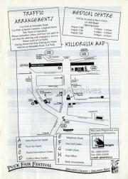 Traffic Arrangements & Medical Centre