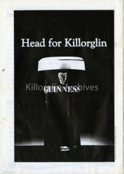 Back Page Guiness Add