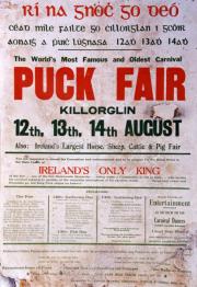 Puck Fair Poster