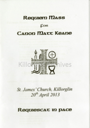 St James Church Killorglin