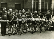 1965 Kerry Ras Team: Paddy Callaghan, ?, Gene Mangan, ?, Kissane Dec, Tony Arhury, Eamon Breen, Brosnan, John Drunne.